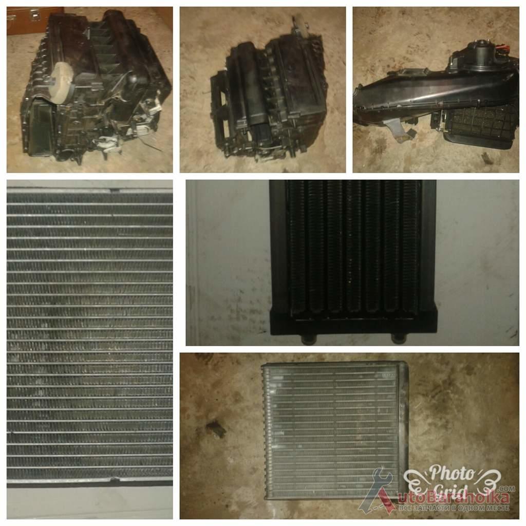 Продам Радиаторы отопления и кондиционирования на Ауди А6 с5 в хорошем состоянии + корпус печки Камянське