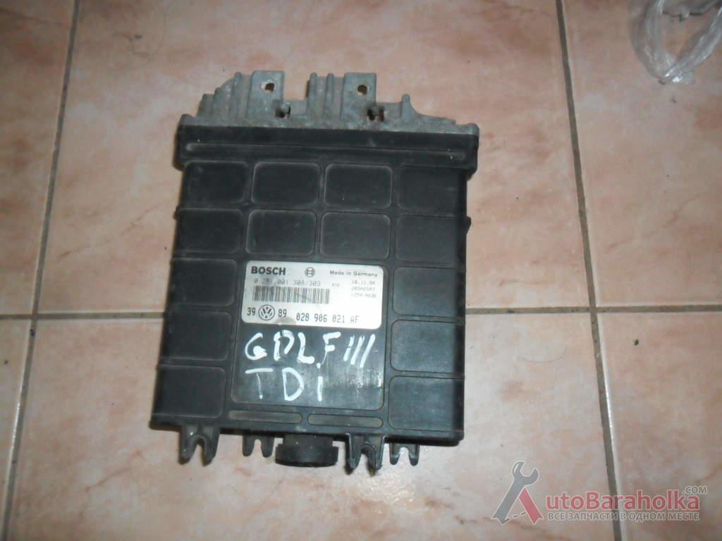 Продам Блок управления двигателем VW GOLF III 1.9TDI, Bosch 0 281 001 308/309, VW 028 906 021 AF, оригинал Винница