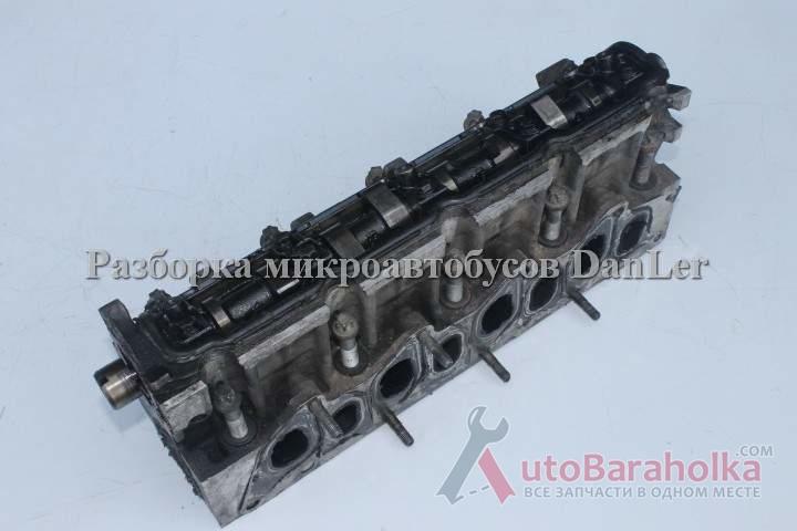 Продам Головка блока двигателя (мотора) в сборе Рено Трафик (Renault Trafic) 1.9 dci бу 180 дол Киев