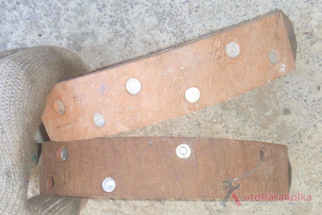 Продам 2)тормозные колодки ЗАЗ Таврия/Славута, монтируются накладки с помошью заклепок (пара) Сумы