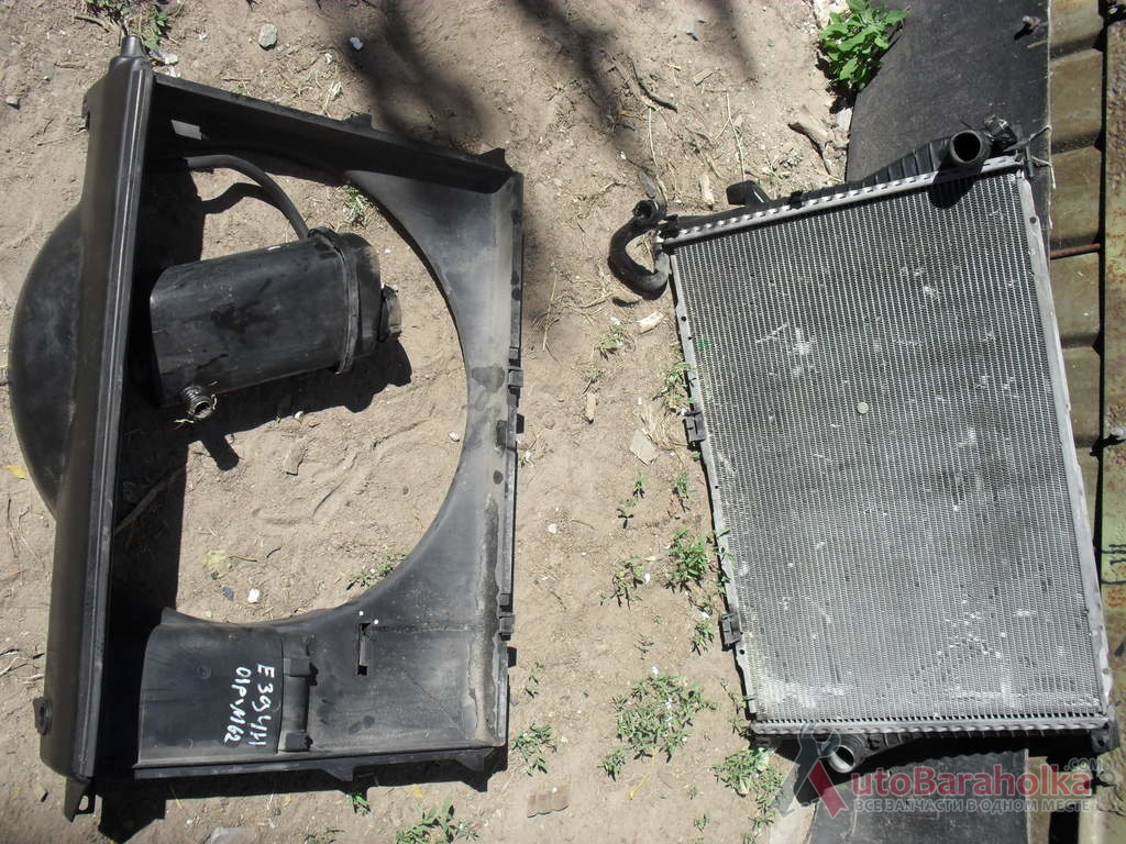 Продам Радиатор охлаждения мотора кондиционера бачек БМВ Е39 520 525 530 535 540 Борисполь