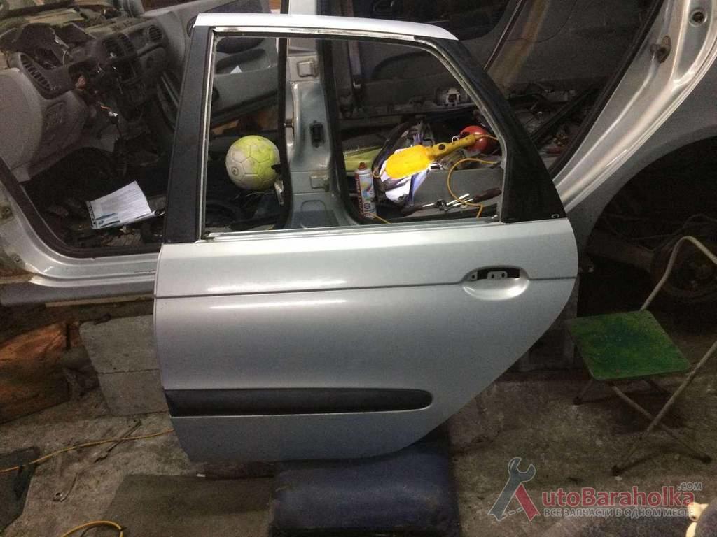 Продам Б/у дверь задняя левая голая Renault Scenic 1, Рено Сценик 1 кировоград