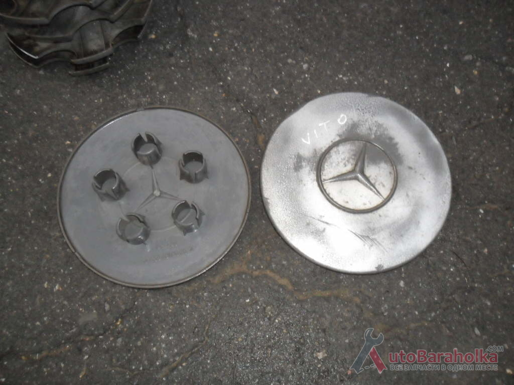 Продам Колпаки Мерседес Вито 6384010025, оригинал, Mercedes Vito A6384010025 Винница