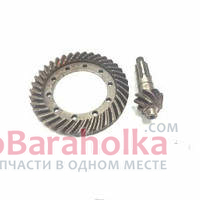 Продам головна пара заднього моста ГАЗ-24 10*39 зубів Луцк