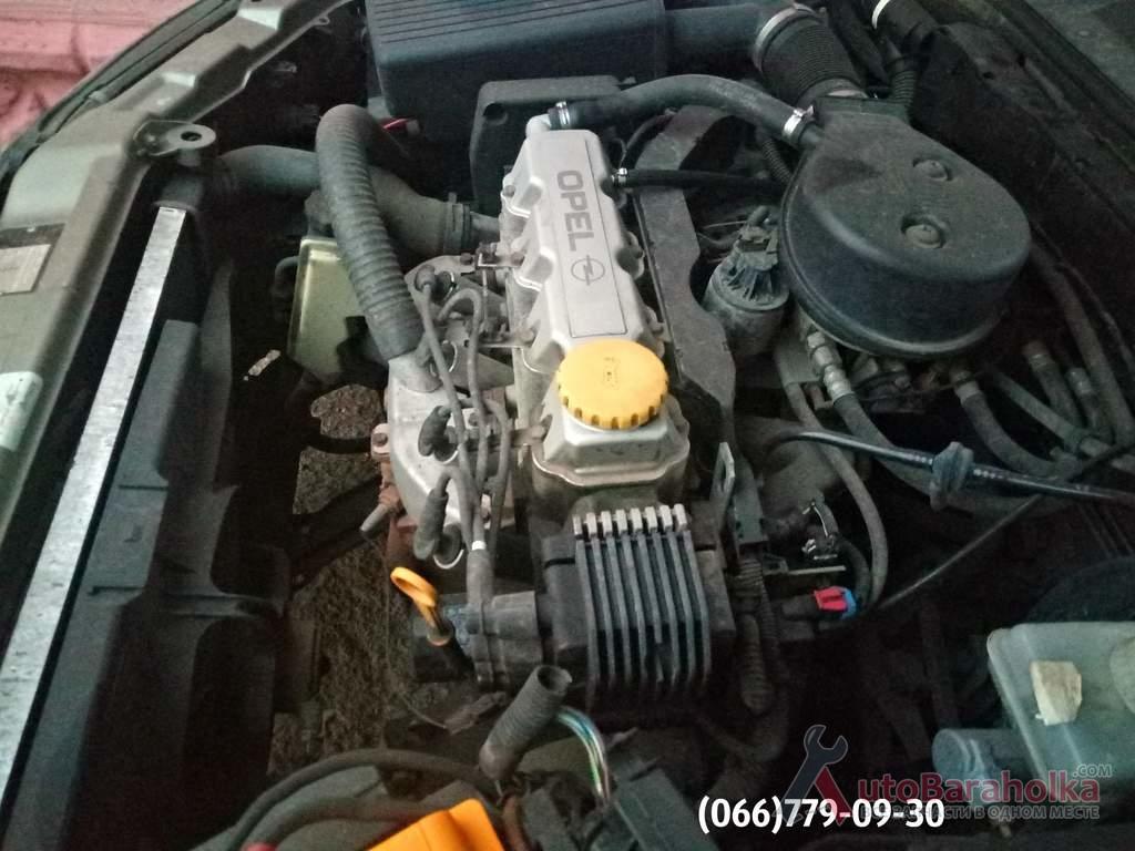 Продам Двигатель Опель Вектра Б 1.6, моно инжектор, +блок управления, проводка в комплекте, звоните Новая Каховка