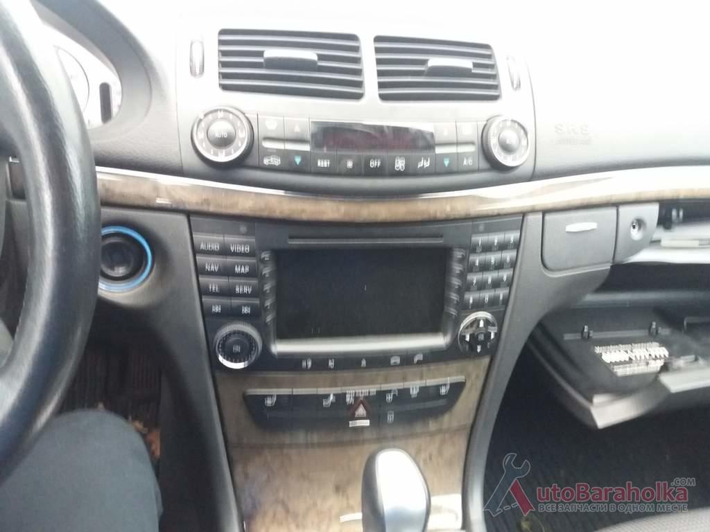 Продам Mercedes W211 салон магнитола регулятор воздуховод Ковель