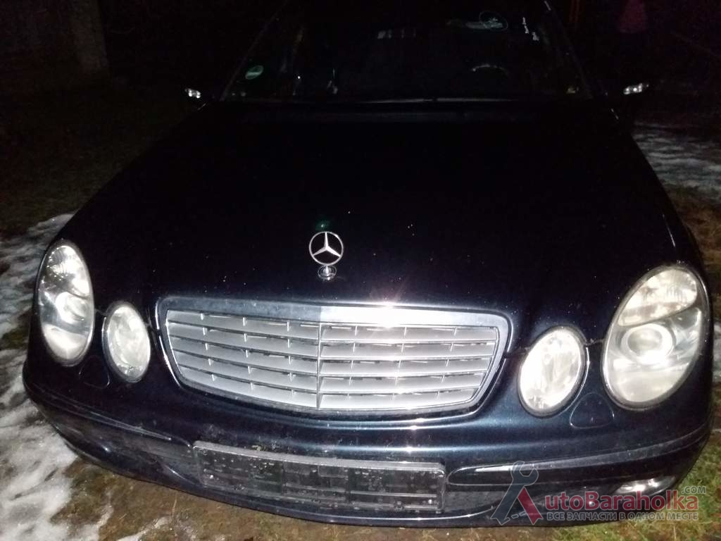 Продам Mercedes 211 решетка радиатора до рестайл Ковель