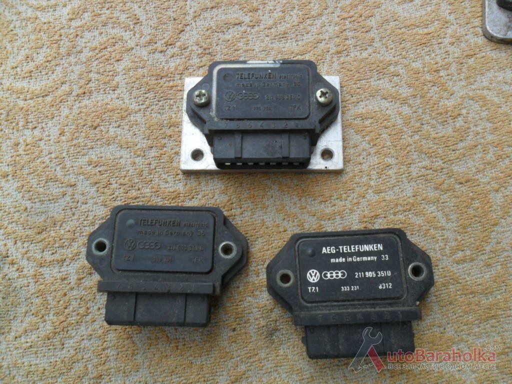 Продам Коммутатор системы зажигания Фольксваген, Ауди, AEG-TELEFUNKEN VAG 211905351D, оригинал Винница