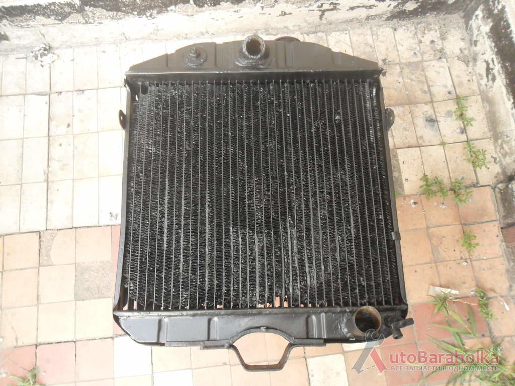 Продам оригинальный радиатор на победу газ - 20, гертетичный кривой рог