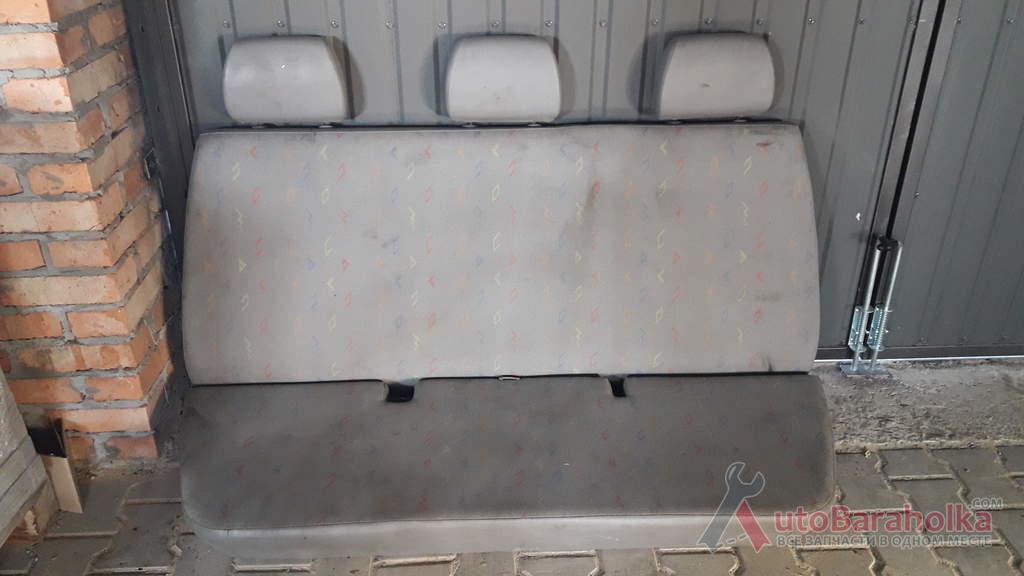 Продам Сидение сидушка кресло заднее VW T5 Transporter Луцк