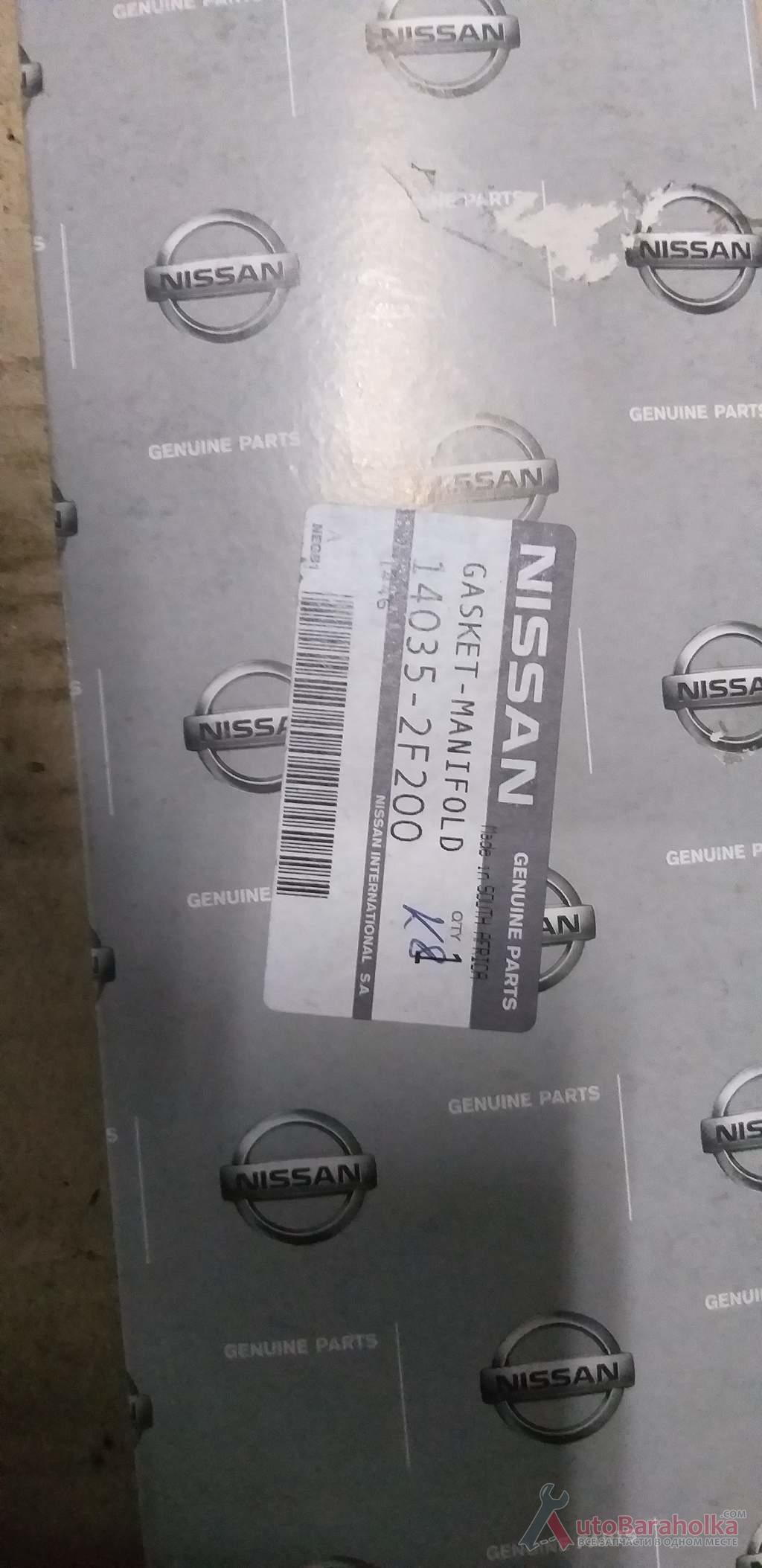 Продам Прокладка впускного коллектора Nissan Primera SR-20 бензин Ниссан Примера Запорожье