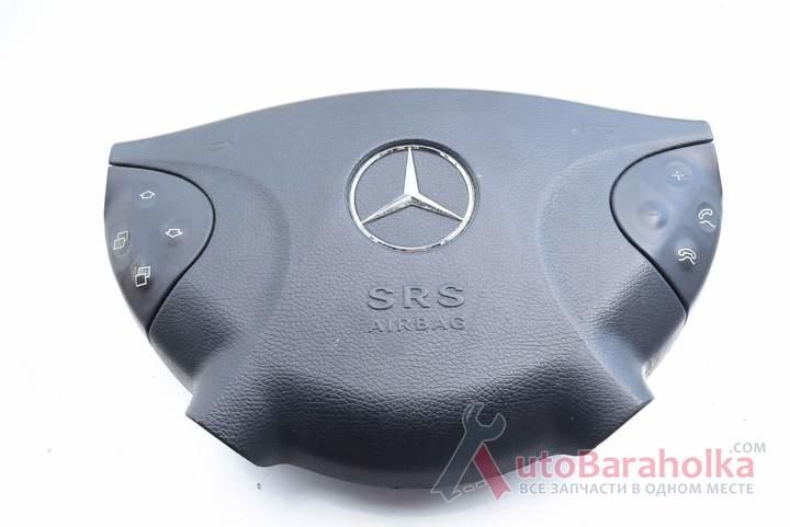Продам Подушка безопасности в руль airbag 2118600202 рульMercedes-Benz E w211 Мерседес E недорого Ковель