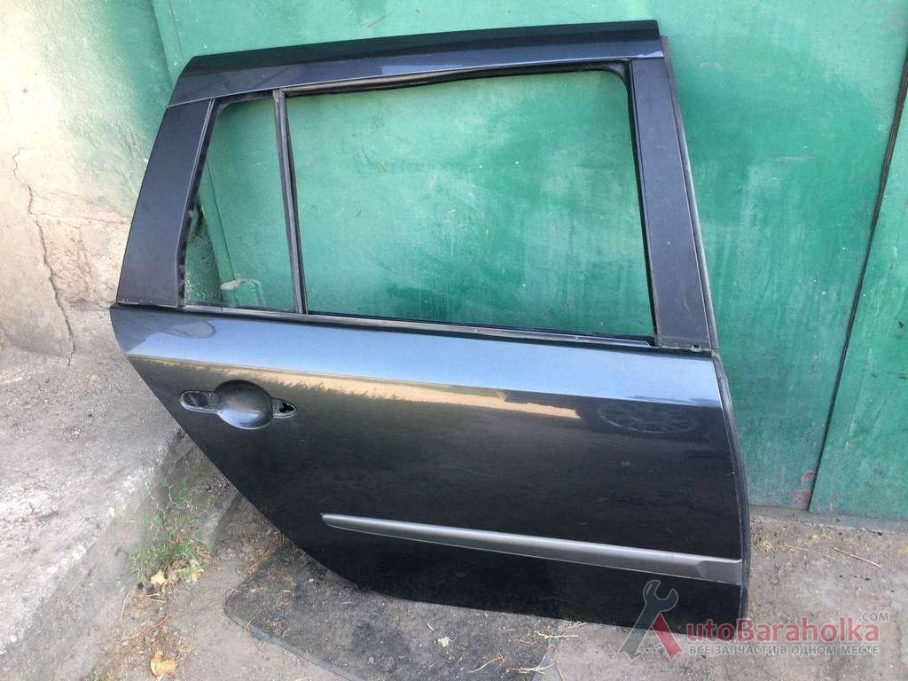 Продам Б/у дверь задняя правая Renault Laguna 2, 7751471663, Рено Лагуна 2, универсал, цвет TEB66 кировоград