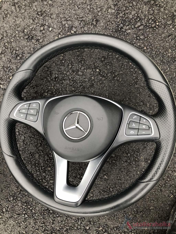 Продам Рулевое колесо Mersedes C300 W205 с подушкой безопасности Киев
