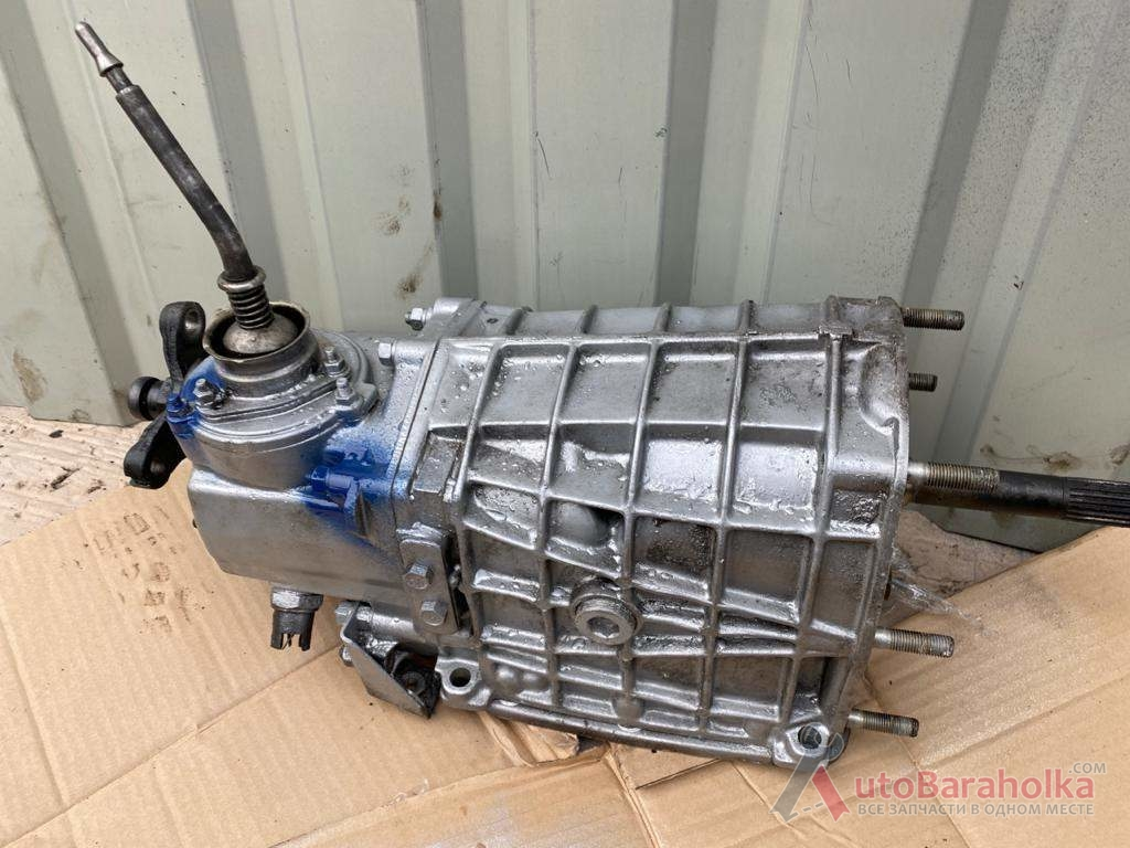 Продам Коробка передач ВАЗ 2107 (2101 2103 2105 2106 2121) 5ст оригинал и после ремонта с гарантией Харьков