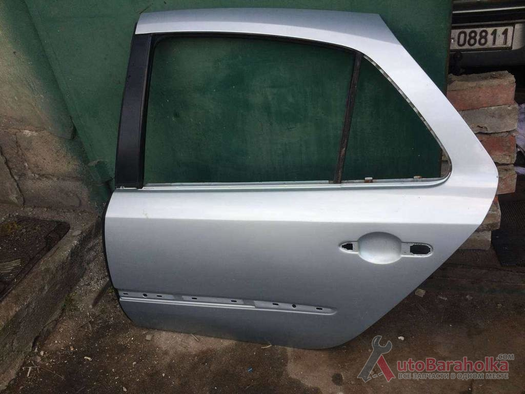 Продам Б/у дверь задняя левая Renault Laguna 2, 7751472439, лифтбэк, цвет TEB64 кировоград