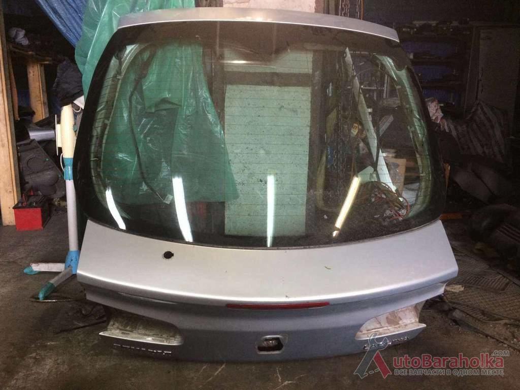 Продам Б/у крышка багажника, дверь задняя, ляда, Renault Laguna 2, 7751474532, цвет TEB64, лифтбэк кировоград