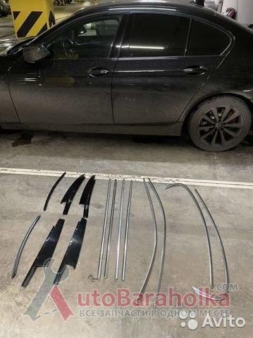 Продам Молдинги и накладки дверей BMW F10\бмв Ф10 оригинал Москва