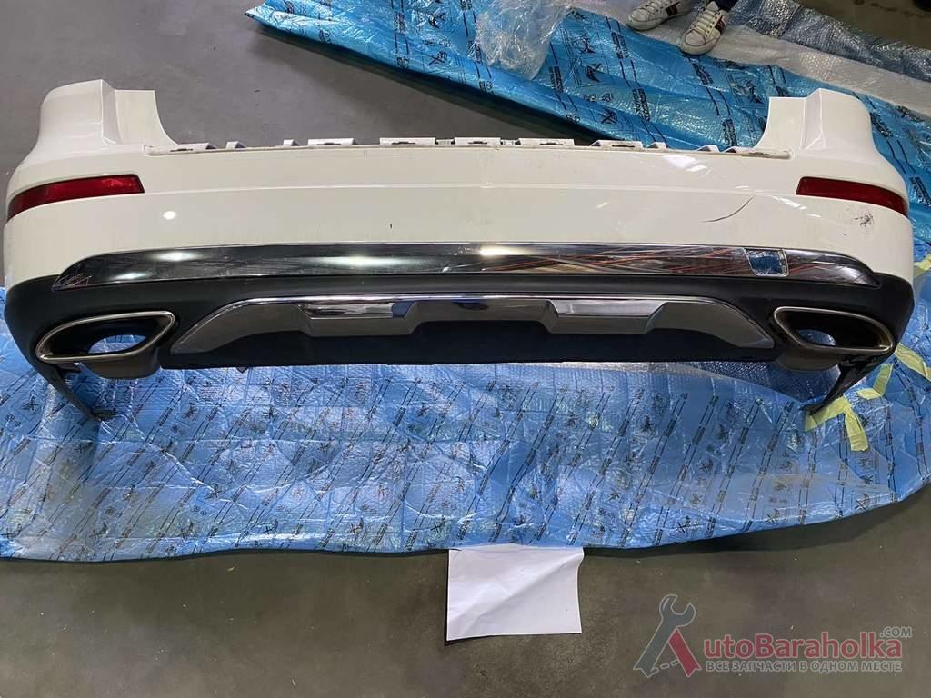 Продам Бампер задний на Mercedes-Benz GLS X166, есть незначительные царапины, состояние видно на фото Киев