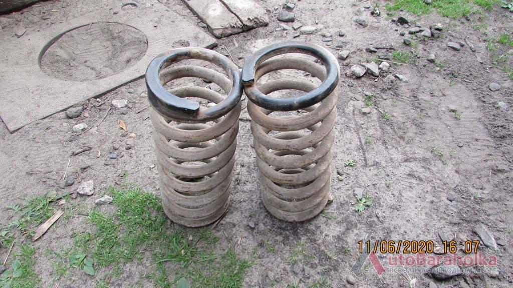 Продам пружини передні москвич 412-2140 ціна за пару